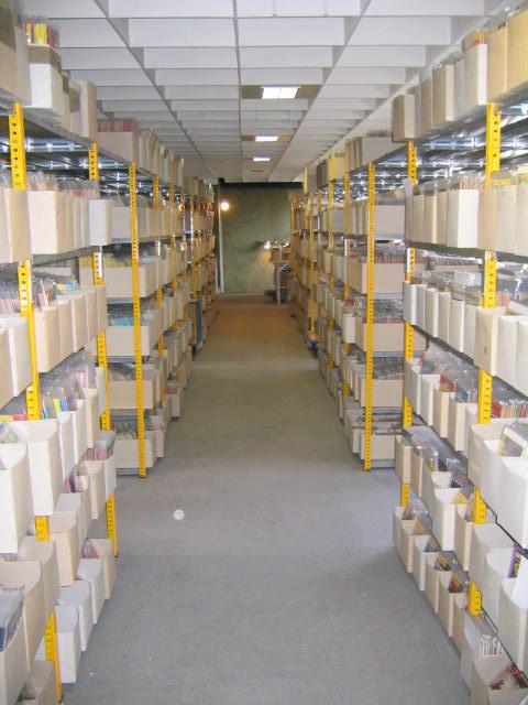 Sammlerecke Esslingen - Großband-Lager