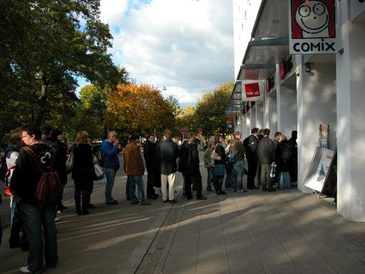 COMIX  Hannover - und die