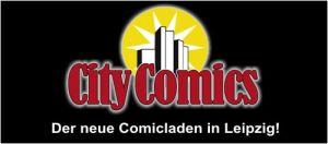 Logo von City Comics