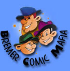 Logo von Bremer Comic Mafia