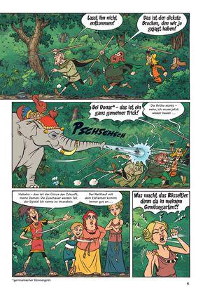 MOSAIK 459 Seite 4 - Klickt hier, um die große Version zu sehen...