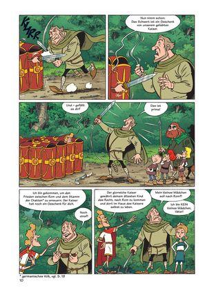 MOSAIK 459 Seite 9 - Klickt hier, um die große Version zu sehen...
