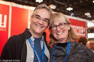 Vicki und Bobby Scott - Klickt hier, um die große Version zu sehen...