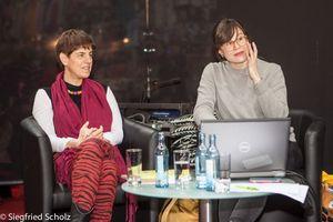 Naama Benziman und Marijpol - Klickt hier, um die große Version zu sehen...