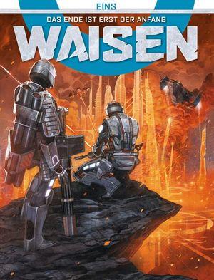 WAISEN Cover # 1 - Klickt hier, um die große Version zu sehen...