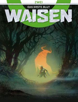 WAISEN Cover # 2 - Klickt hier, um die große Version zu sehen...