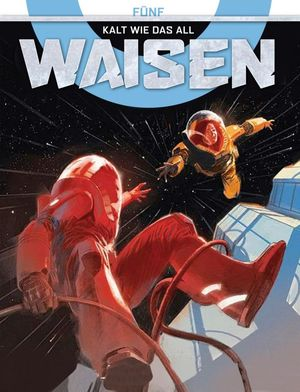 WAISEN Cover # 5 - Klickt hier, um die große Version zu sehen...