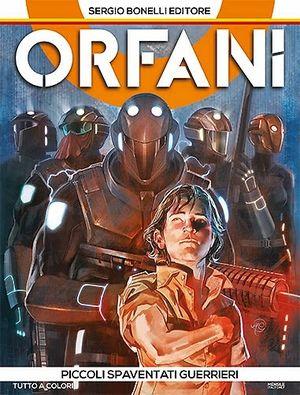 Orfani # 1 - Klickt hier, um die große Version zu sehen...