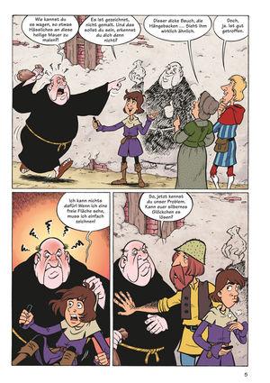 MOSAIK # 483 - Seite 5 - Klickt hier, um die große Version zu sehen...