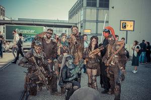 German Comic Con 2017 - Berlin - Endzeit - Klickt hier, um die große Version zu sehen...