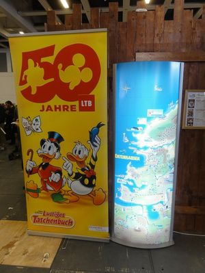 German Comic Con 2017 - Berlin - 50 Jahre LTB - Klickt hier, um die große Version zu sehen...