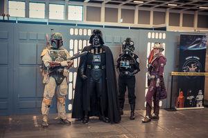 German Comic Con 2017 - Berlin - Star Wars - Klickt hier, um die große Version zu sehen...