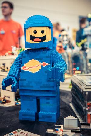 German Comic Con 2017 - Berlin - Lego - Klickt hier, um die große Version zu sehen...