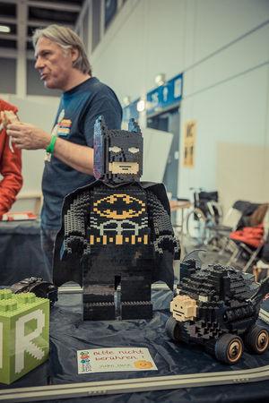 German Comic Con 2017 - Berlin - Batman - Klickt hier, um die große Version zu sehen...