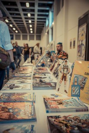 German Comic Con 2017 - Berlin - Trachtman - Klickt hier, um die große Version zu sehen...