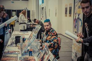 German Comic Con 2017 - Berlin - Chris Kloiber - Klickt hier, um die große Version zu sehen...