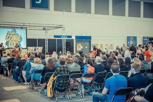 German Comic Con 2017 - Berlin - Bühne - Klickt hier, um die große Version zu sehen...