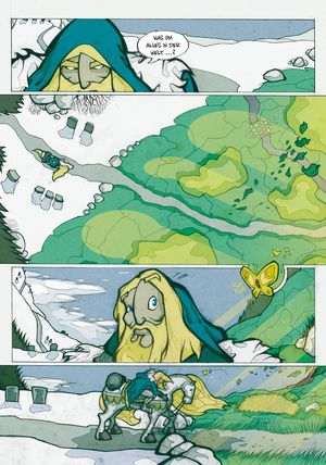 Sir Gawain und der grüne Ritter - Seite 130 - Klickt hier, um die große Version zu sehen...