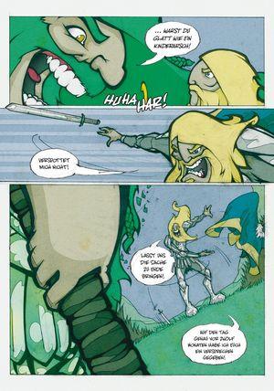 Sir Gawain und der grüne Ritter - Seite 137 - Klickt hier, um die große Version zu sehen...