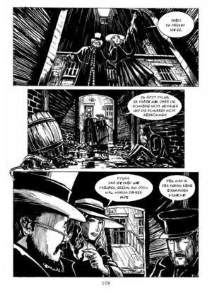 Engels - Die Graphic Novel - Bild 1 - Klickt hier, um die große Version zu sehen...