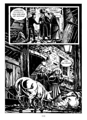 Engels - Die Graphic Novel - Bild 4 - Klickt hier, um die große Version zu sehen...