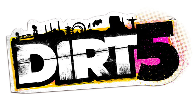 DiRT_5_Logo