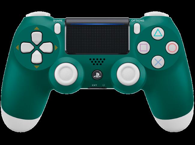 SONY_PS4_Wireless_Dualshock_4___Controller__Alpine_Green