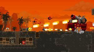 Die Splashgames-Vorschau: Broforce - Bild 2 - Klickt hier, um die große Version zu sehen...