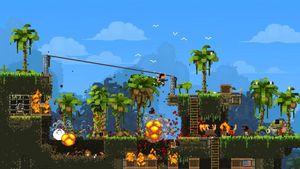 Die Splashgames-Vorschau: Broforce - Bild 3 - Klickt hier, um die große Version zu sehen...