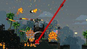 Die Splashgames-Vorschau: Broforce - Bild 4 - Klickt hier, um die große Version zu sehen...