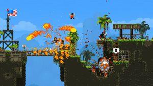 Die Splashgames-Vorschau: Broforce - Bild 5 - Klickt hier, um die große Version zu sehen...