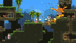 Die Splashgames-Vorschau: Broforce - Bild 7 - Klickt hier, um die große Version zu sehen...