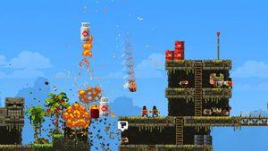 Die Splashgames-Vorschau: Broforce - Bild 8 - Klickt hier, um die große Version zu sehen...