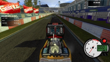Truck_Racing_Simulator_Screen1
