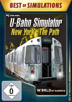 U-Bahn Simulator New York - The Path Cover_1