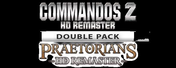 Commandos2HD_PraetoriansHD_Logo_617x617