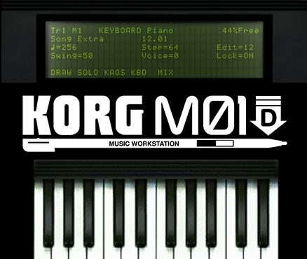 KorgM01D