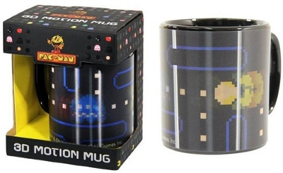 pac_man_3d_Motion_Tasse