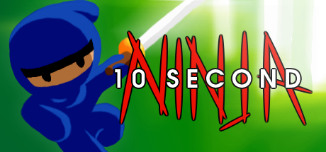 10_Second_Ninja_logo