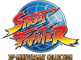 Street_Fighter_30th_Anniversary_Collection_Logo