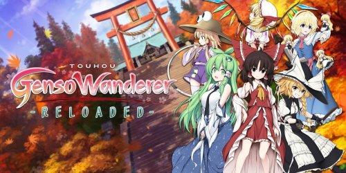 Touhou_Genso_Wanderer_Reloaded_Logo