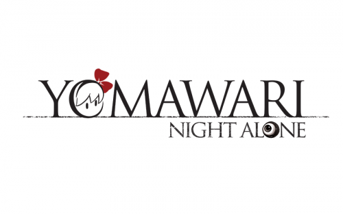 Yomiwari_Night_Alone_Logo
