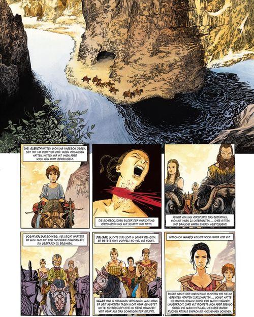 Leseprobe aus Die Seuche 2 - Seite 1