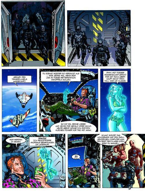 Leseprobe aus Travis 1 - Seite 3