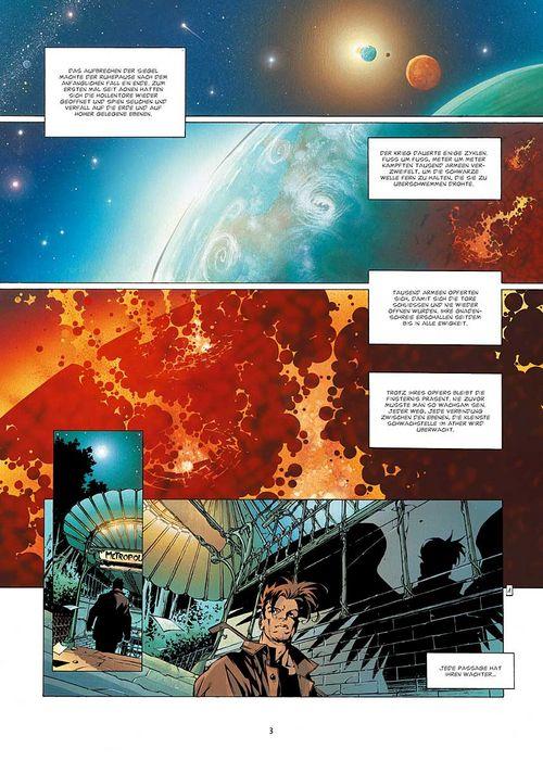 Leseprobe aus Das verlorene Paradies 1 - Seite 3