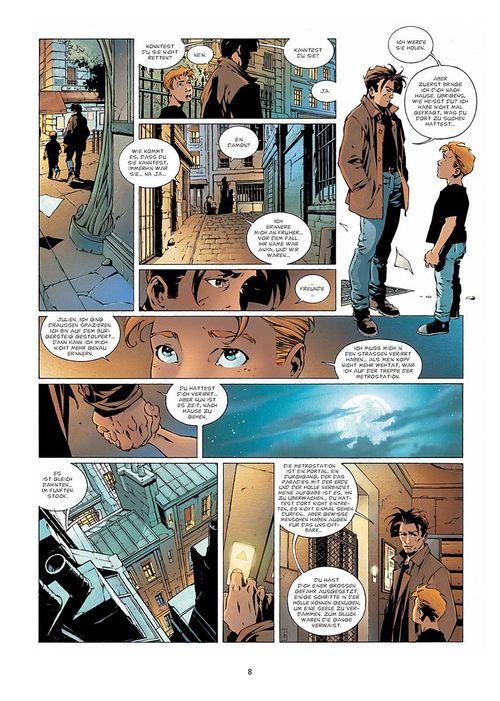 Leseprobe aus Das verlorene Paradies 1 - Seite 8