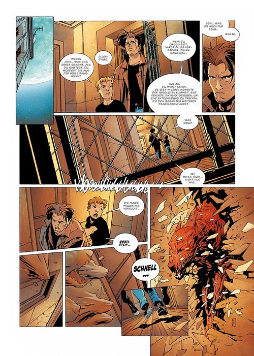 Leseprobe aus Das verlorene Paradies 1 - Seite 9