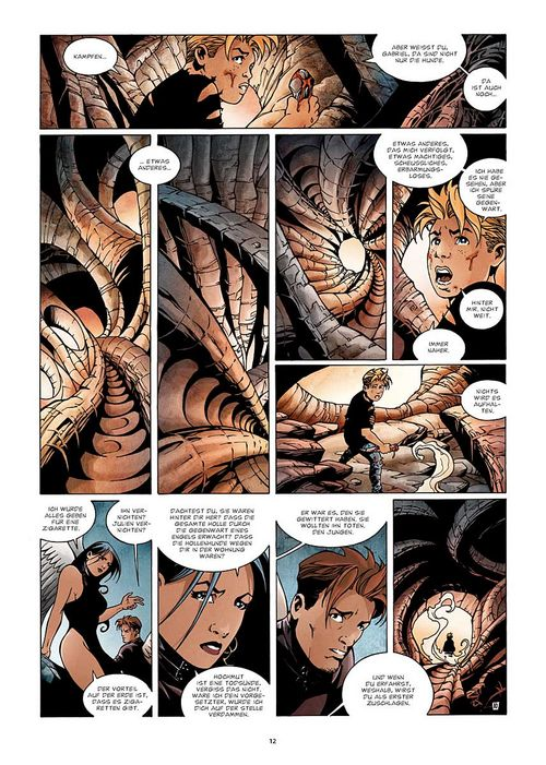 Leseprobe aus Das verlorene Paradies 2 - Seite 12