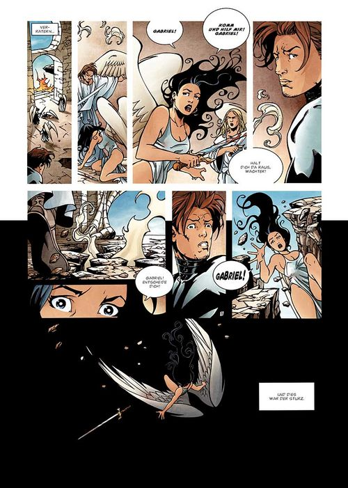 Leseprobe aus Das verlorene Paradies 2 - Seite 7