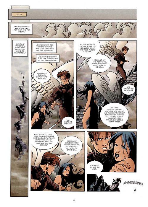 Leseprobe aus Das verlorene Paradies 2 - Seite 8